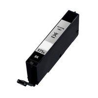 Druckerpatrone passend für Canon 0385C001 CLI-571BK Tintenpatrone schwarz, 1.795 Seiten, Inhalt 7 ml für Pixma MG 5700 Series/57 für Pixma MG 5700 Series