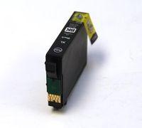 Druckerpatrone passend für Epson C13T18014010 T180140 18 Tintenpatrone schwarz, 175 Seiten, Inhalt 5 ml für Expression Home XP-1 für Expression Home XP-400 Series