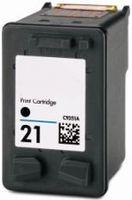 Tintenpatrone passend für HP C9351AE 21 schwarz