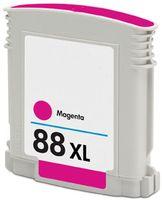 Tintenpatrone passend für HP C9392AE 88 magenta High-Capacity