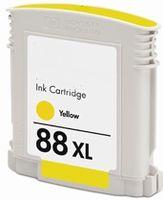Tintenpatrone passend für HP C9393AE 88 yellow High-Capacity