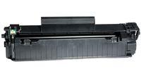Toner passend für HP CF283A 83A Tonerkartusche, 1.500 Seiten für LaserJet Pro MFP M 125 nw/rnw/126 nw/127 fn/fp/fw/128 fp