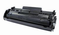Toner passend für HP Q2612A 12 A schwarz