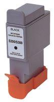 Tintenpatrone passend für Canon 6881A002 BCI-24BK schwarz