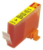 Tintenpatrone passend für Canon 4482A002 BCI-3EY yellow