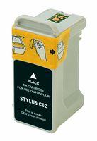 Tintenpatrone passend für Epson C13T04014010 T040 schwarz