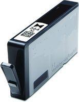 Druckerpatrone passend für HP CB322EE 364 XL Tintenpatrone ohne Chip schwarz Foto