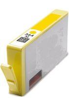 Druckerpatrone passend für HP CB325EE 364 XL Tintenpatrone ohne Chip gelb