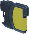 Tintenpatrone passend f�r Brother LC1100Y yellow